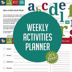52 hands on activities for the every week of the year make it easy to plan your week with fun activities hands