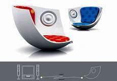 Sofa Built In Cd Player Speaker By Giongkun