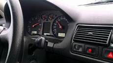 Vw Golf 4 1 6 Variant Automatic Acceleration