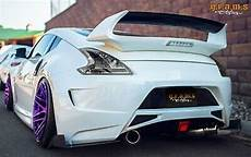 amuse style bodykit with spoiler to fit nissan 370z z34