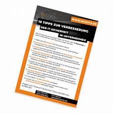 10 tipps zur 10 tipps zur verbesserung der it sicherheit in unternehmen
