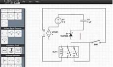 schaltplan zeichnen mit circuitlab linkorama ch