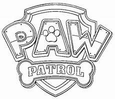 Paw Patrol Logo Malvorlagen Malvorlagen Paw Patrol Logo Paw Patrol 1
