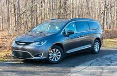 2017 Chrysler Pacifica Touring L Review The