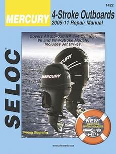 how to download repair manuals 2005 mercury mariner parking system repair manual for mercury mariner all 4 stroke outboards 2005 2011 sel1422 36 95