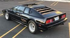 Lotus Esprit Turbo - this 1986 lotus esprit hci turbo should fetch a pretty