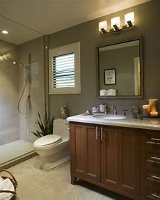 Bathroom Ideas Brown Cabinets by Modern Bathroom With Light Brown Cabinets Pix