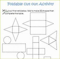 grade 5 geometry nets worksheets 828 pin on teaching ideas