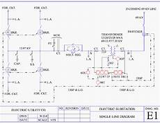 understanding substation single line diagrams and iec 61850 process bus depicting relay