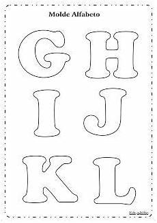 educar molde de letras mural daniela pinterest moldes de letras de letras y letras