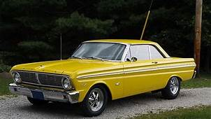 1965 Ford Falcon Sprint 289/225 HP 4 Speed Presented As