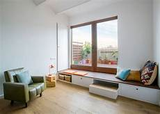 Fensterbank Selber Bauen - storage stairs and seating nook three wishes come true