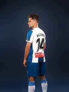 l espanyol barcelone et kelme lancent les maillots 2019 20