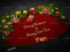 new year card template psd 20 new year greeting card templates documents