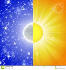 d 237 a y noche ejemplo del vector ilustraci 243 n del vector ilustraci 243 n de noche travieso 36975479