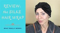 Silke Hair Wrap Review review the silke hair wrap hart davis
