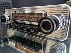 blaupunkt frankfurt vintage classic car fm radio mp3