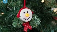 Tea Light Snowmen Ornament Diy Craft Simplemost