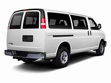 2012 Chevrolet Express Passenger Extended Van LS