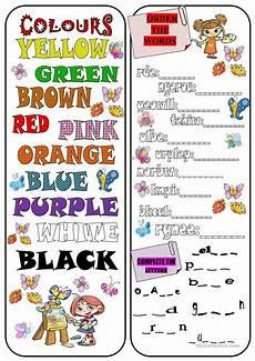 color worksheets esl 12982 712 free esl colours worksheets