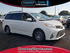 2019 Toyota Sienna Xle V6 Changes  2020