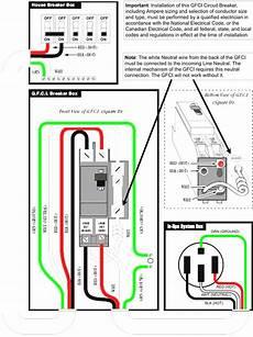 50 Square D Gfci Breaker Wiring Diagram