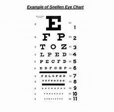 Snellen Eye Examination Chart Free 11 Sample Eye Chart Templates In Pdf Ms Word