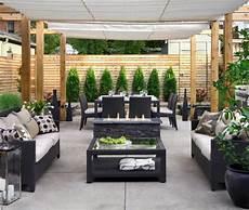 terrasse gestalten ideen luxury patio design