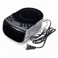 110v F9225a Portable Radio by New 110v 220v Am Fm Radio Cd Machine Player Time Clock