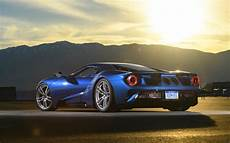 Drive Review 2017 Ford Gt