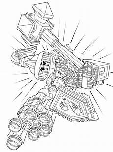 lego nexo knights ausmalen 01 lego coloring pages