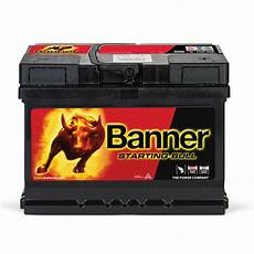 autobatterie banner 55519 55ah 450ah f 252 r ford opel