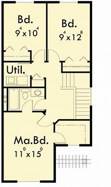 narrow lot duplex house plans narrow lot duplex house plan 8185lb architectural