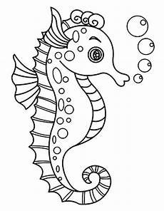 Malvorlagen Easy Best Collection Of Sea Coloring Pages For Toddlers