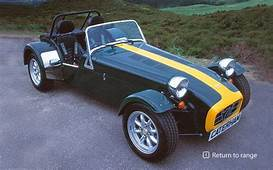 Caterham 7 Classic  Based On The Lotus But