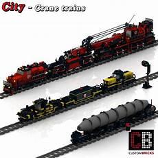 Ausmalbilder Lego Zug Custombricks De Lego Custom Zug Kran Und Waggon