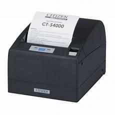 citizen pos printers receipt label printers australia cash register warehouse