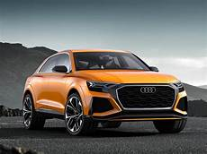 audi rs q8 to lead their performance sport suv charge drivers magazine