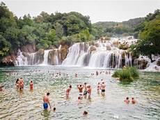 Cing Kroatien Krk - a morning in krka national park travel experience live