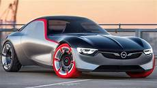 Holden Built Opel Gt Wows Geneva Car News Carsguide