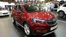 Opel Mokka X Ultimate - 2018 opel mokka x my18 1 4t 4x2 140 exterior and