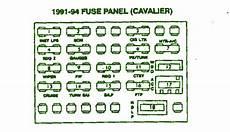 98 chevy cavalier stereo wiring diagram 91 94 chevrolet cavalier sunbird fuse box diagram circuit wiring diagrams