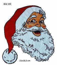 Malvorlage Weihnachtsmann Kopf Fensterschmuck Window Color Fensterbild Weihnachtsmann