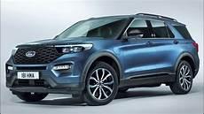 ford hybrid explorer 2020 2020 ford explorer in hybrid suv