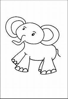 Ausmalbilder Ella Elefant Die Besten 25 Elefant Ausmalbild Ideen Auf