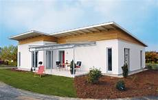 Moderne Bungalows Mit Pultdach - fassadengestaltung modern pultdach haus deko ideen