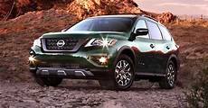 nissan pathfinder pictures 2019 nissan pathfinder rock creek offers rugged looks on