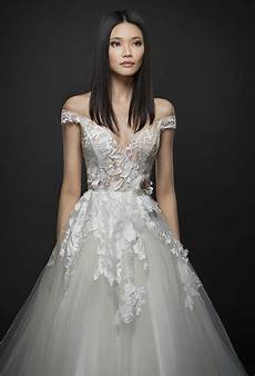 Wedding Gowns By Lazaro