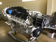 Caterpillar C32 With Zf2050a Gears 2 1 Meg4520