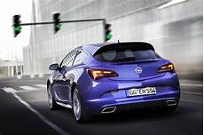 Opel Astra Opc Top Speed